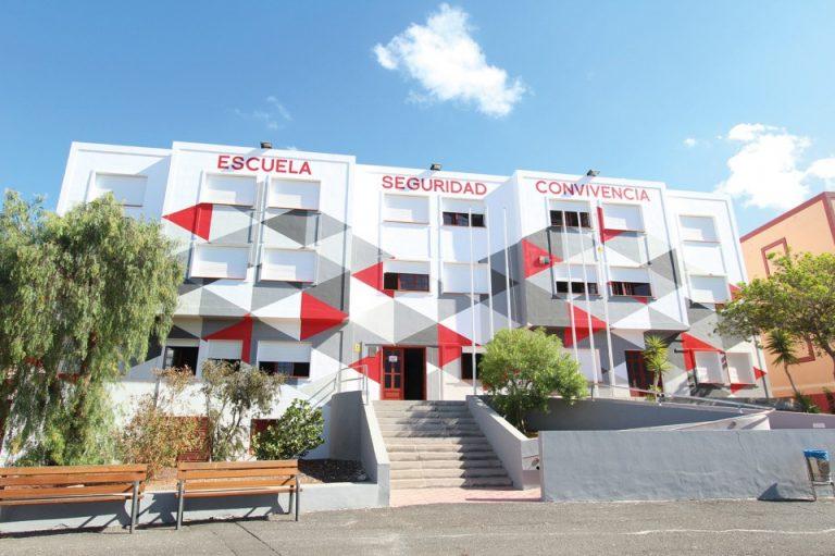 Escuelade seguridad y convivencia, Adeje Tenerife