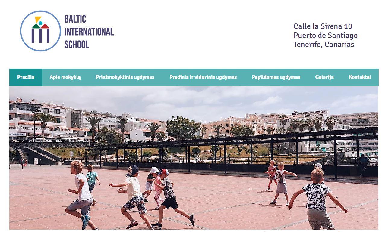 BALTIC INTERNATIONAL SCHOOL