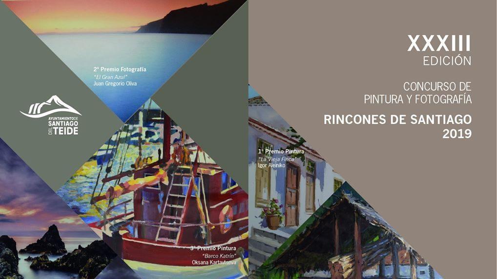 Rincones de Santiago  2019  Santiago del teide