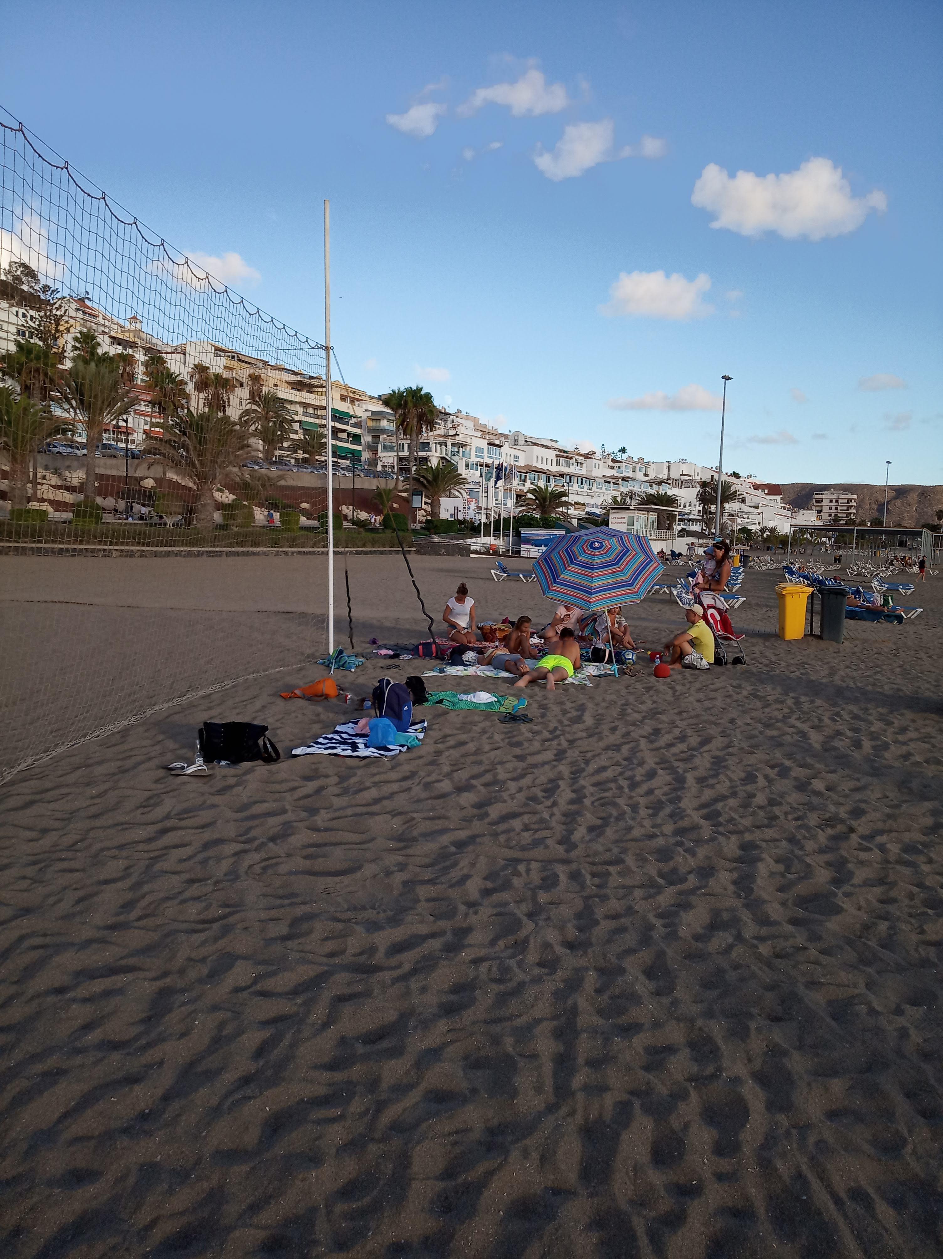 Renginiai, lietuviu bendruomene Tenerifeje, tinklinis, Las Vistas