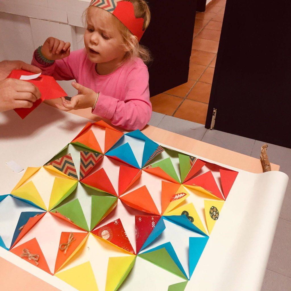 Advento kalendoriaus dirbtuvės šeimai 2018, renginiai, lietuvių bendruomenė Tenerifėje, kalėdos,k ką veikti Tenerifėje