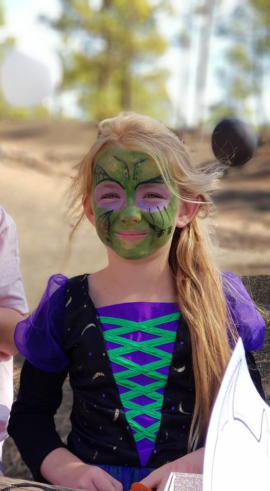 renginiai, Helloween, šeimų iškyla, lietuvių bendruomenė Tenerifėje, Knygų namai Tenerifėje