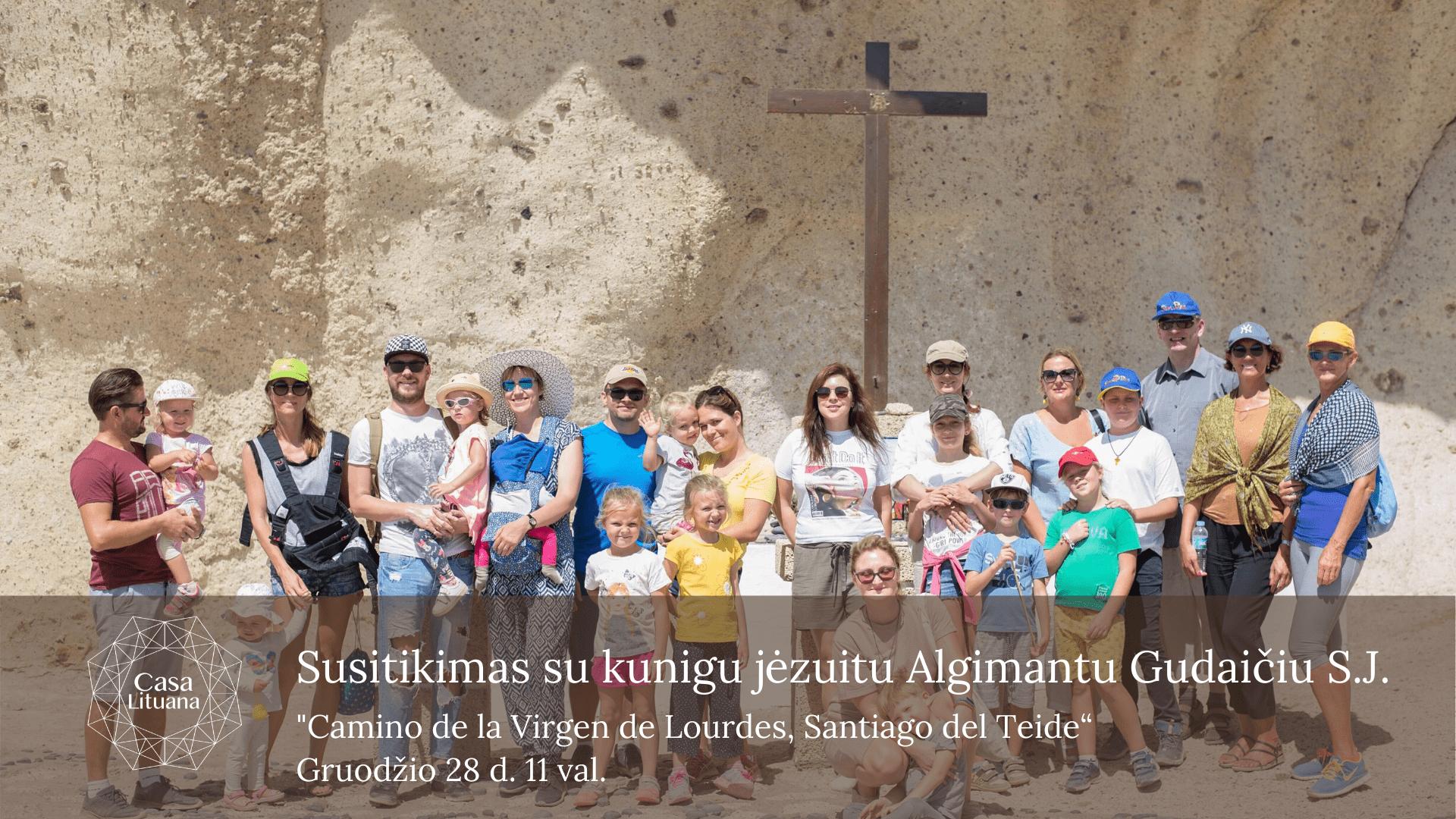Kalediniai renginais Tenerifeje, Zygis su kunigu