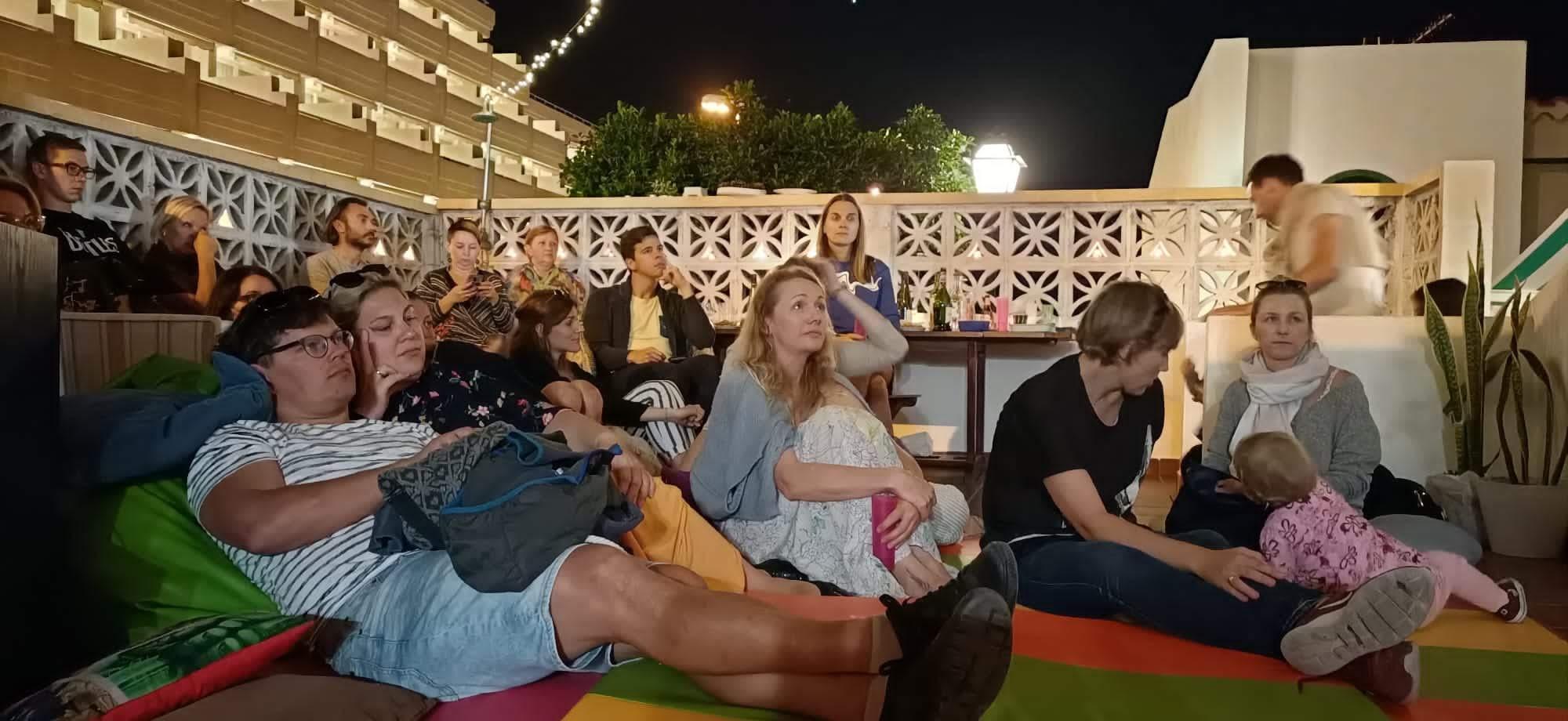 Kino pavasaris Tenerifeje 2019 Algirdas Ramaška pristato lietuviškus filmus Išgyventi vasarą ir Šeima