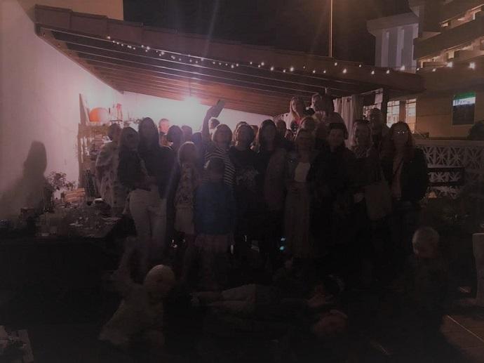Kad buitis nežudytų meilės su Dalia Mauricaite Kalinauskiene Renginiai Tenerifeje Knygu namai Tenerifeje Lietuviu bendruomene