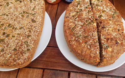 Lietuviškos duonos kepimas TENERIFĖJE 2020