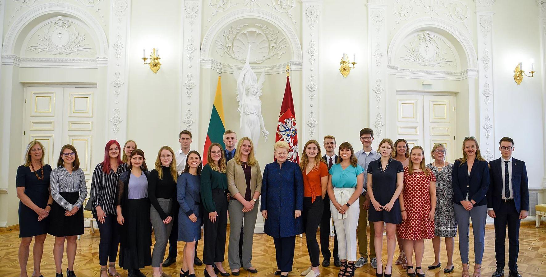 """Bring Together Lithuania"" / ""Jungtis Lietuvai"""