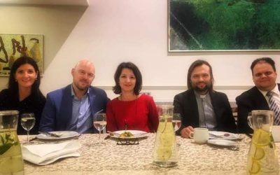 UŽSIENIO LIETUVIŲ PILIETIŠKUMO SKATINIMAS. BALSAVIMAS UŽSIENYJE 2019