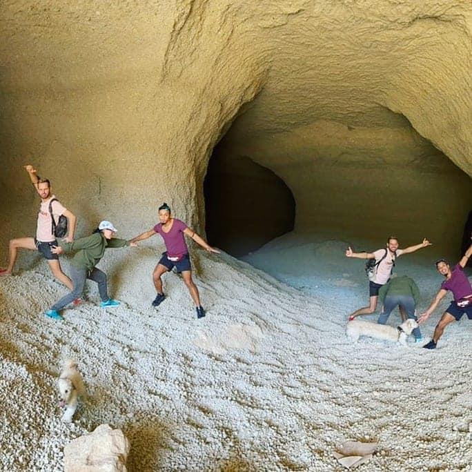 zygiai Urvai vadinasi: Cuevas de Chimiche