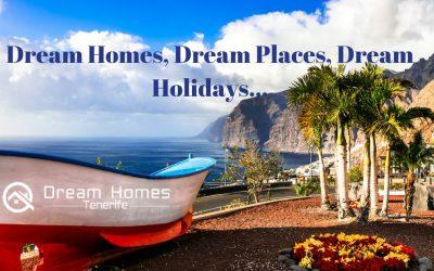 Nekilnojamas turtas Tenerifėje | Atostogos Tenerifėje | Dream Homes Tenerife