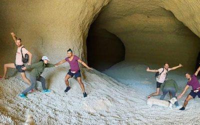 Urvai Cuevas de Chimiche